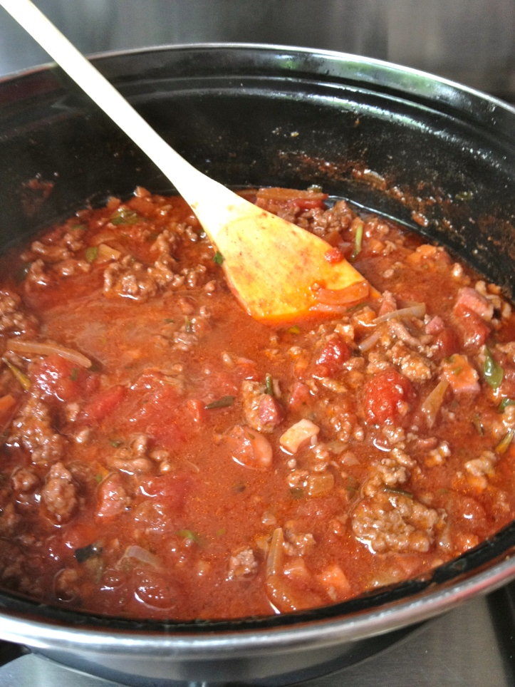 Bolognese of ragù