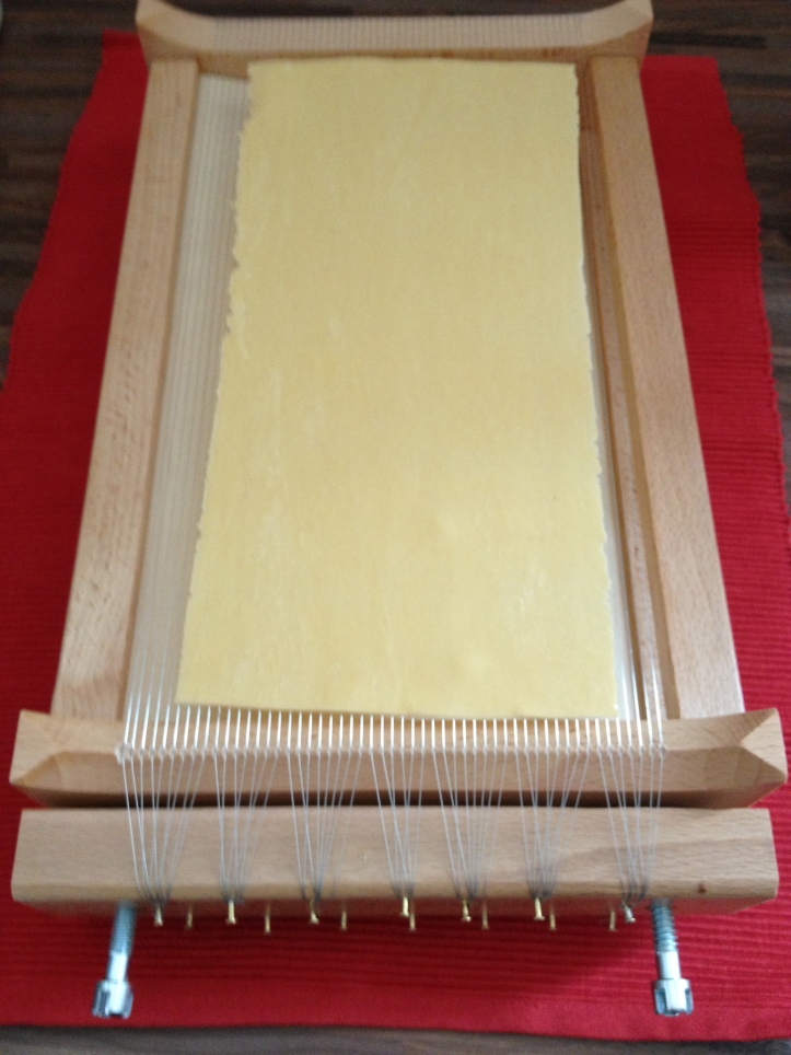 Chitarra met pasta