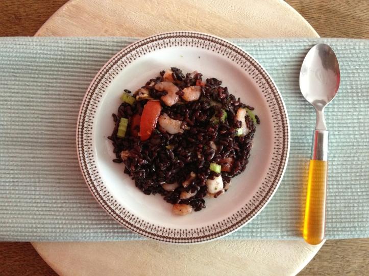 Zwarte rijst