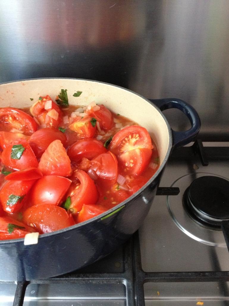 En lekker laten koken...