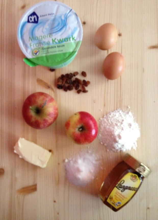 Appelcheesecake