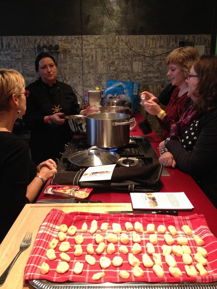 Workshop gnocchi maken