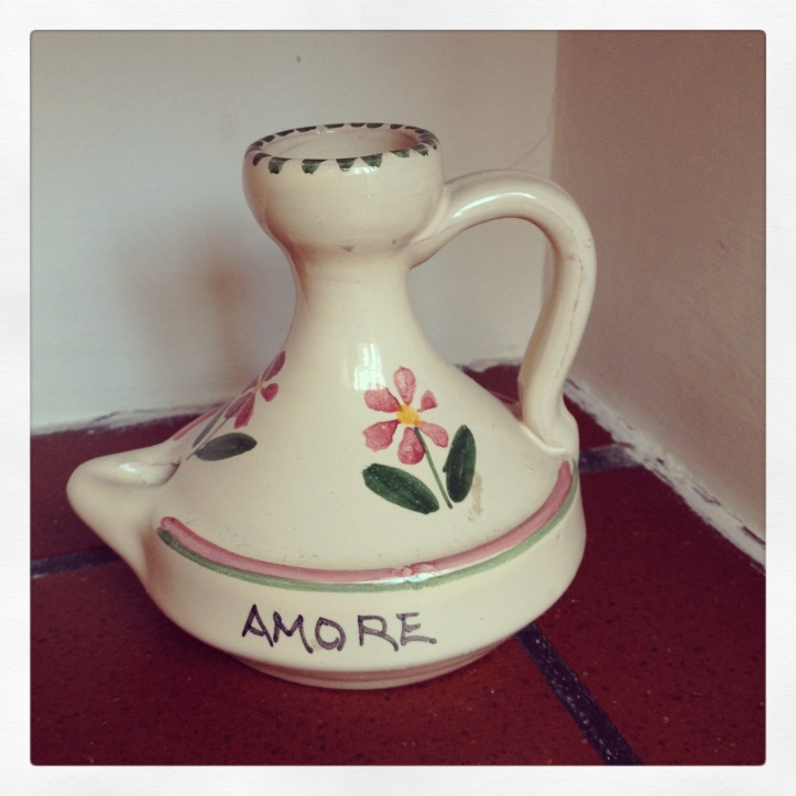 Italian words, amore