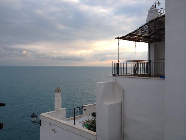Casa Dorsi - uitzicht