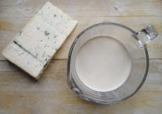 Pasta met bleekselderij