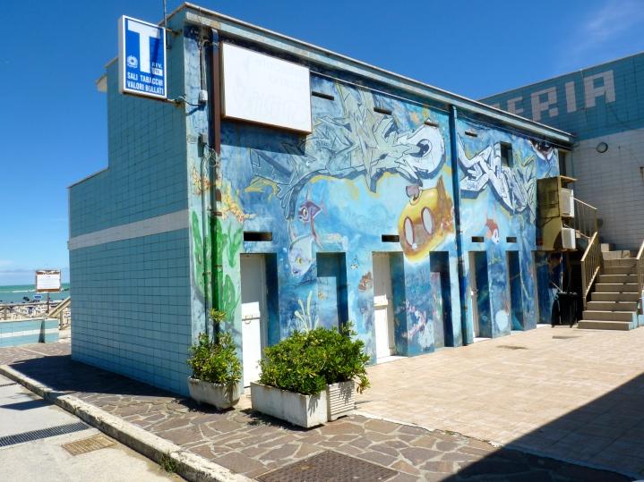 San Vito Chietino - mooi blauw is niet lelijk