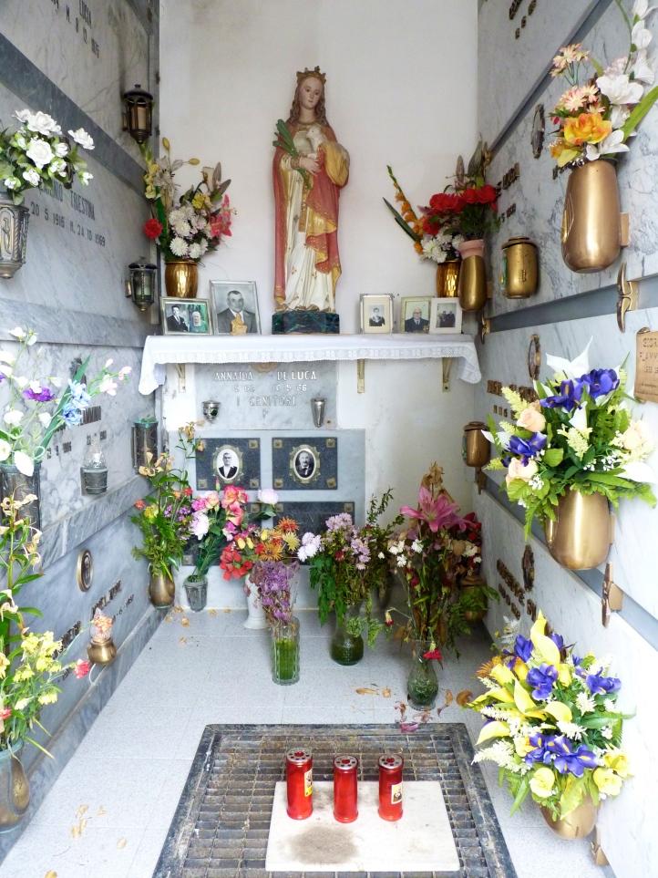 San Vito Chietino - begraafplaats