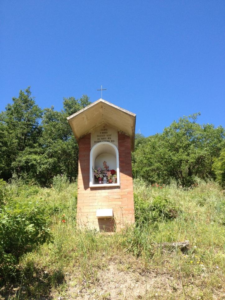 Kapelletje onderweg
