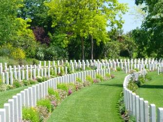Engelse begraafplaats Sangro River