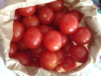 Gedroogde tomaten