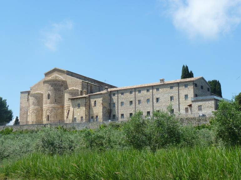 L'abbazia di San Giovanni in Venere