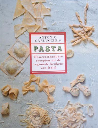 Pasta - Antonio Carluccio