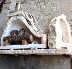 Heilige huisjes - Pennapiedimonte