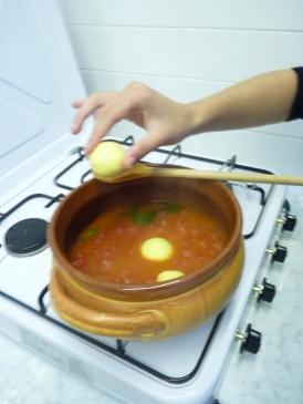 Cacio e uova