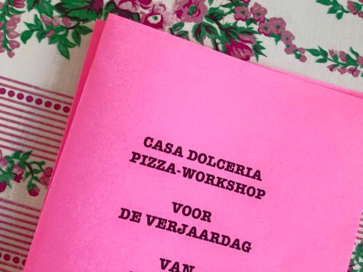 pizzaworkshop